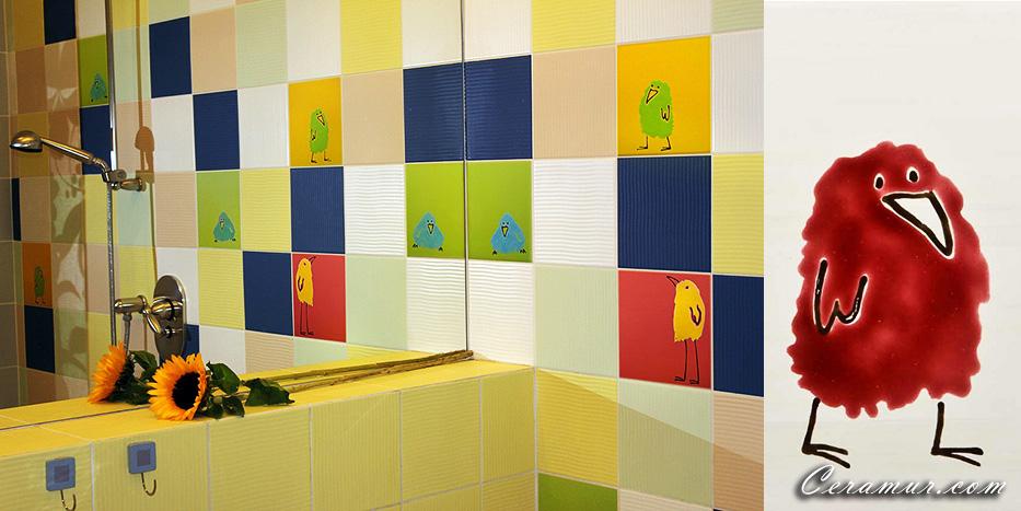 Comfortable Decorative Tiles For Kitchen Walls Photos - Wall Art ...